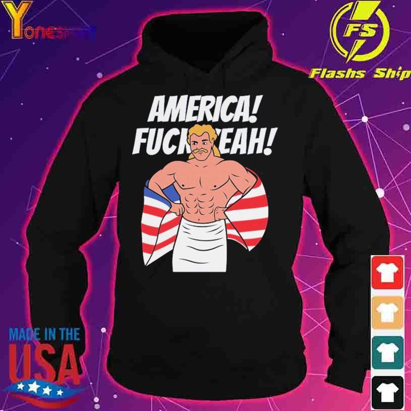 America Fuck Yeah s hoodie