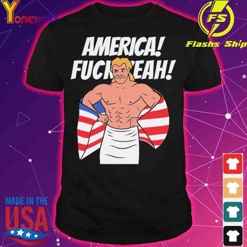 America Fuck Yeah shirt