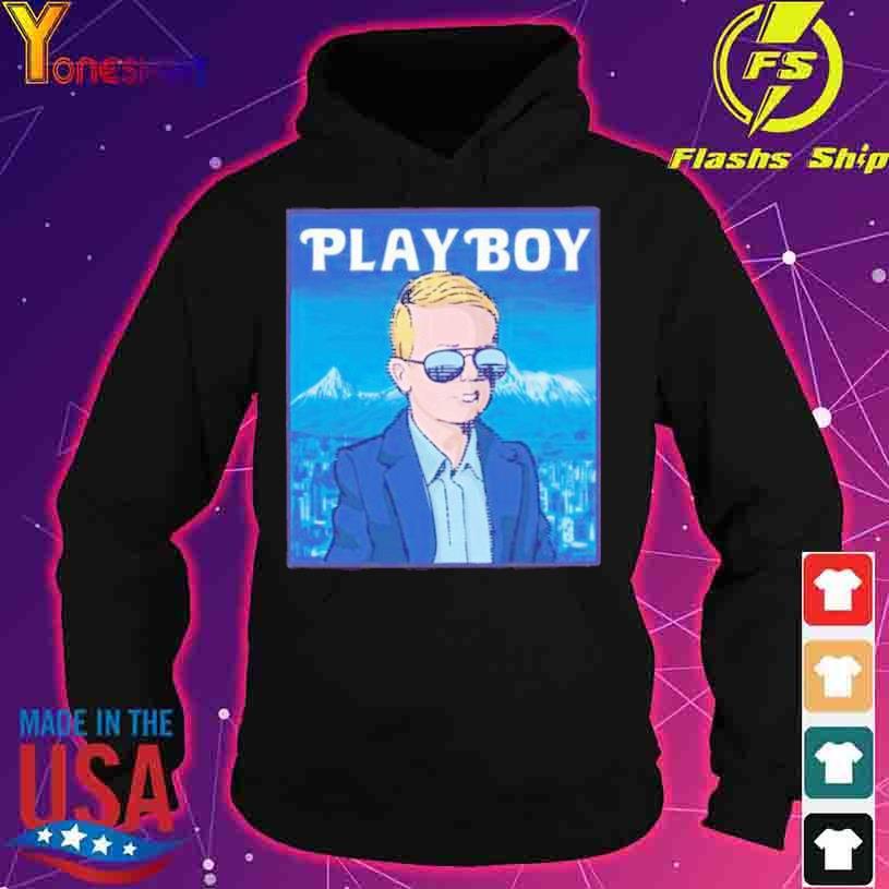 Bad Bunny Playboy s hoodie