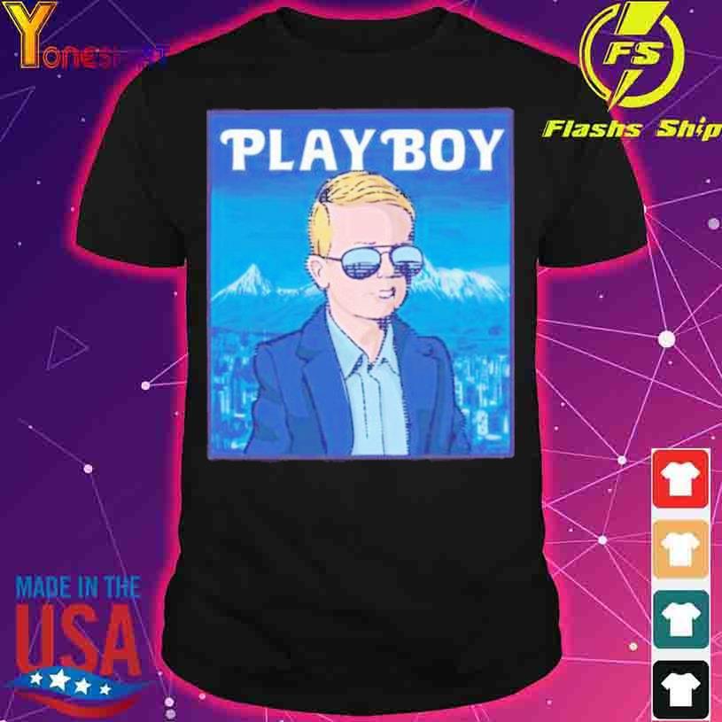 Bad Bunny Playboy shirt
