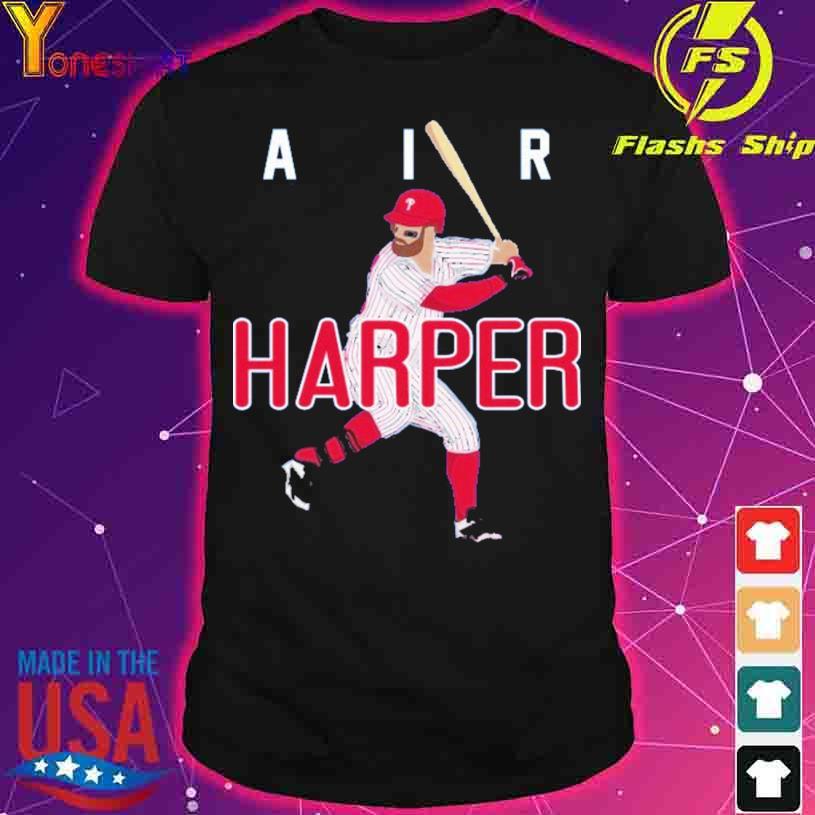 Bryce Harper Philadelphia Phillies AIR shirt