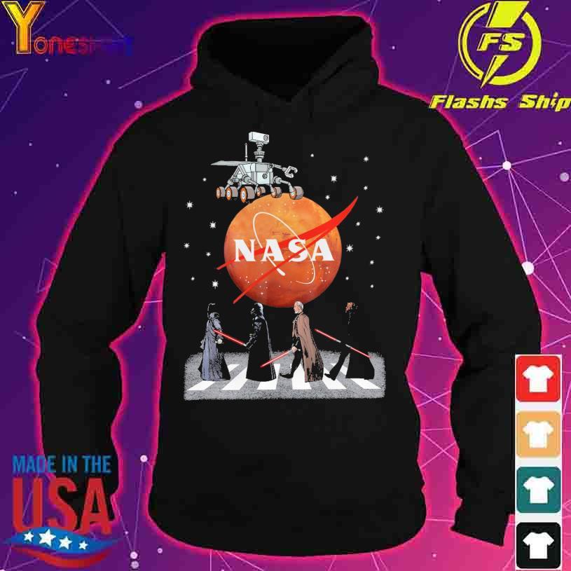 Darth Vader Nasa abbey Road s hoodie