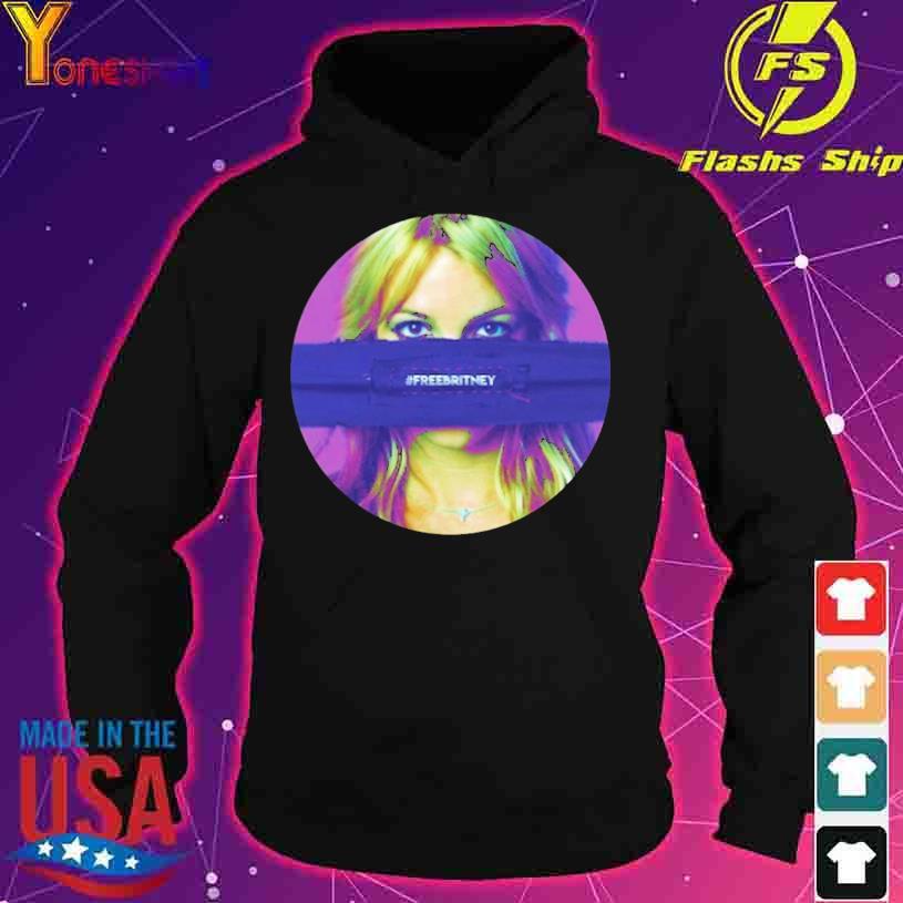 #Freebritney Britney Mask Shirt hoodie