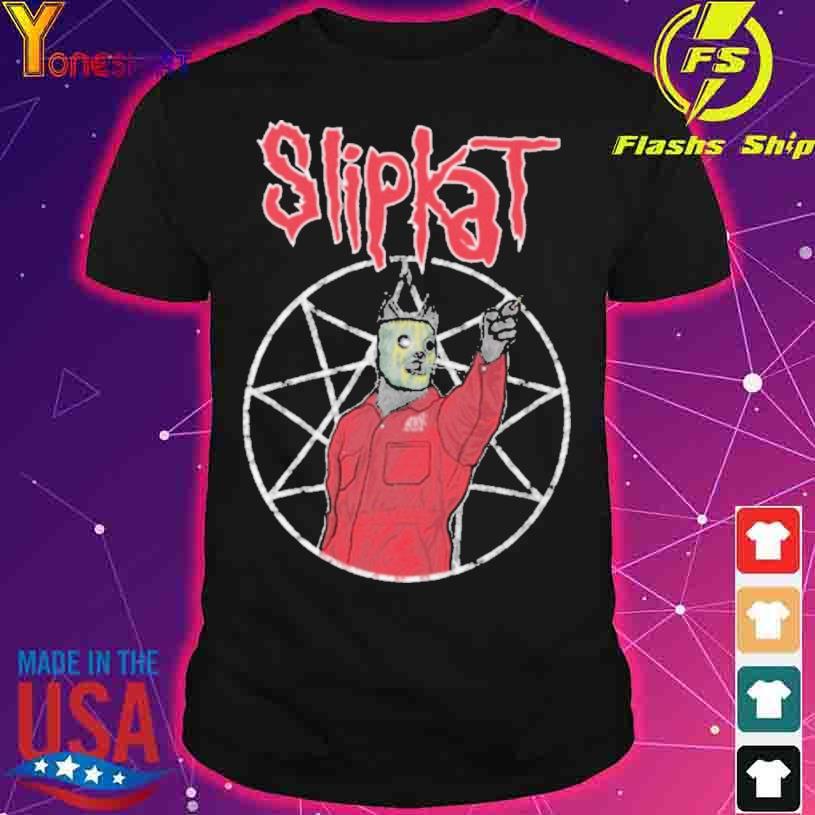 Horror Movie Character Slipknot shirt