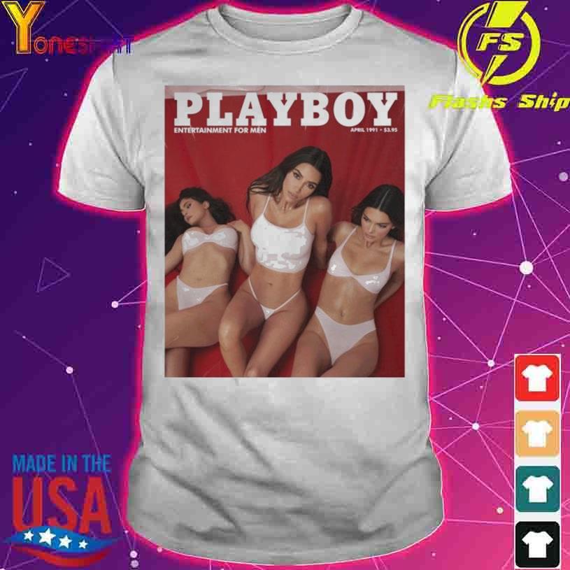 Kardashian Playboy shirt