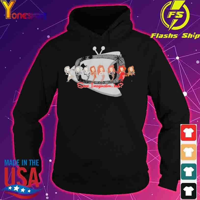 Some Imagination Huh s hoodie