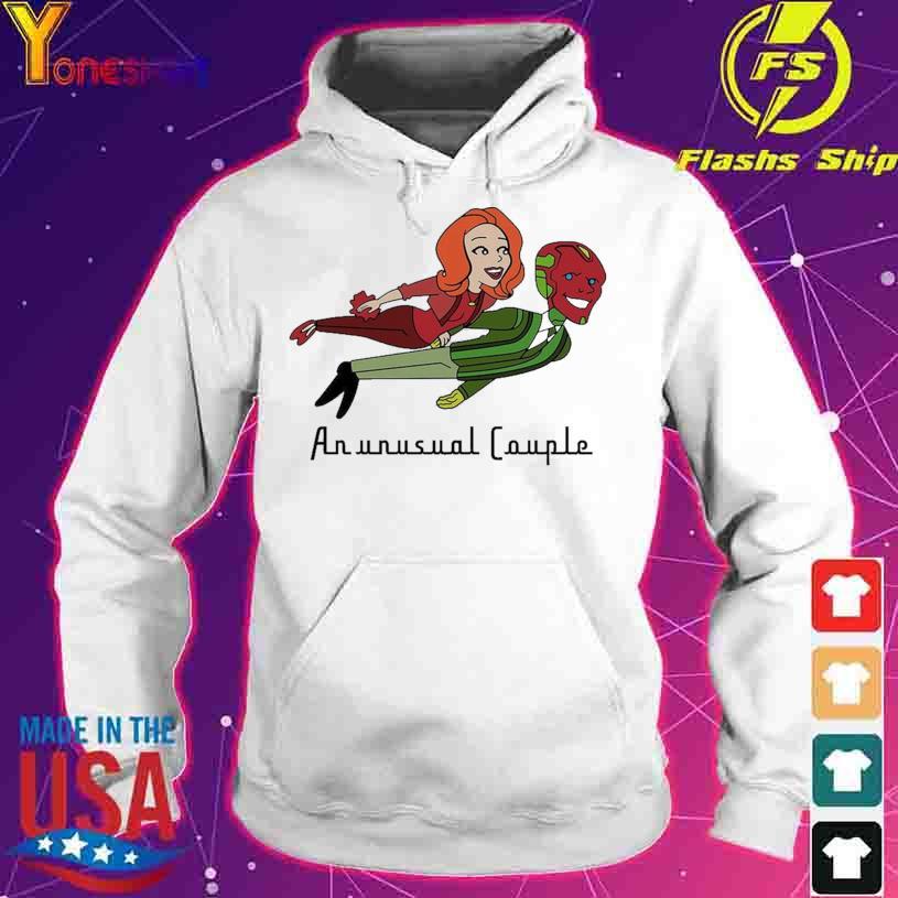 Wanda Vision sweatshirt An Unusual Couple s hoodie