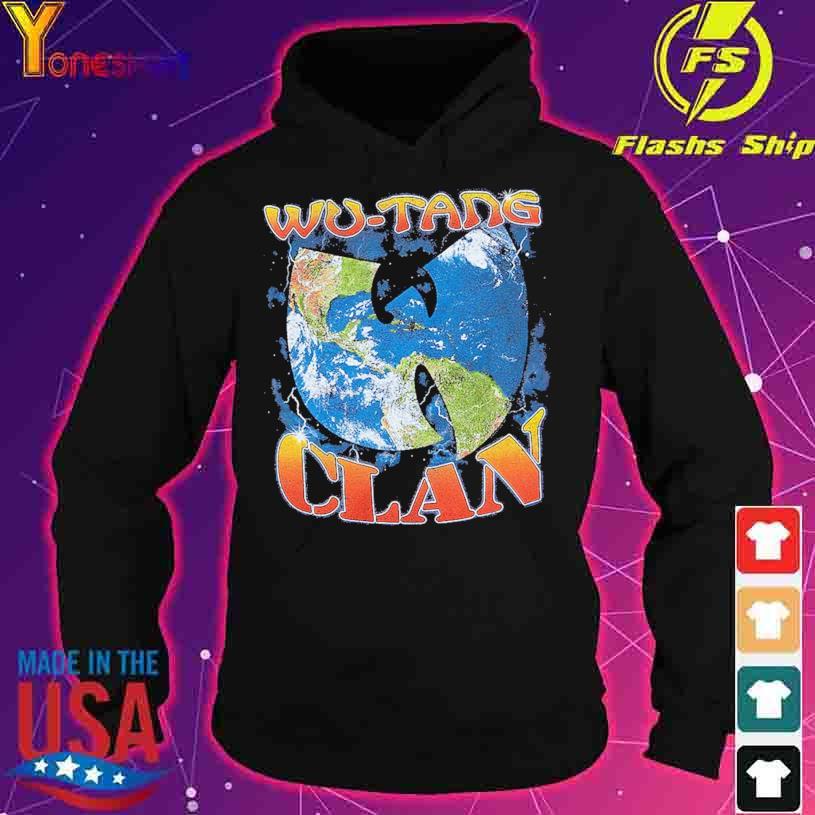 Wu-Tang Clan Earth s hoodie