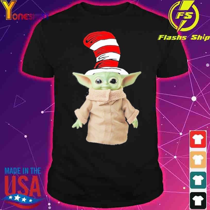 Yoda Dr. Seuss shirt