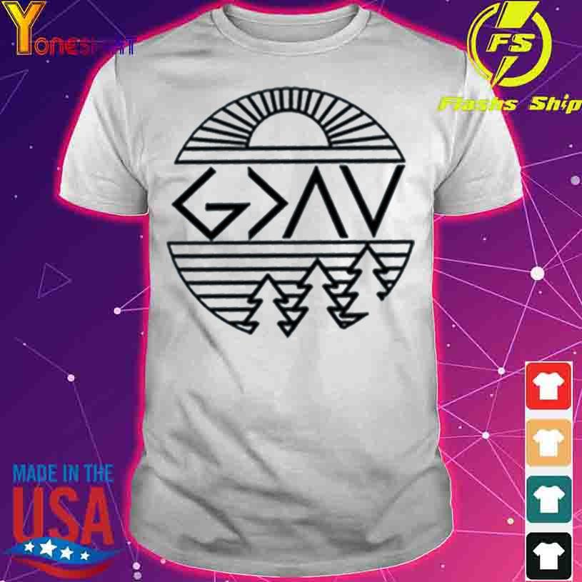 Youth God is Greater shirt