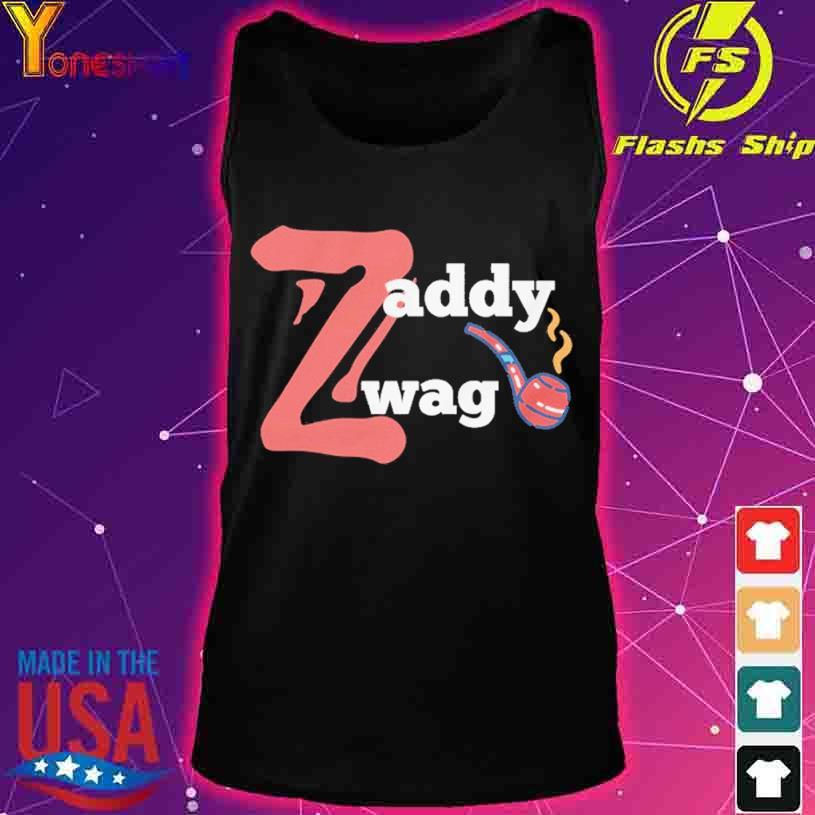 Zaddy Zwag s tank top