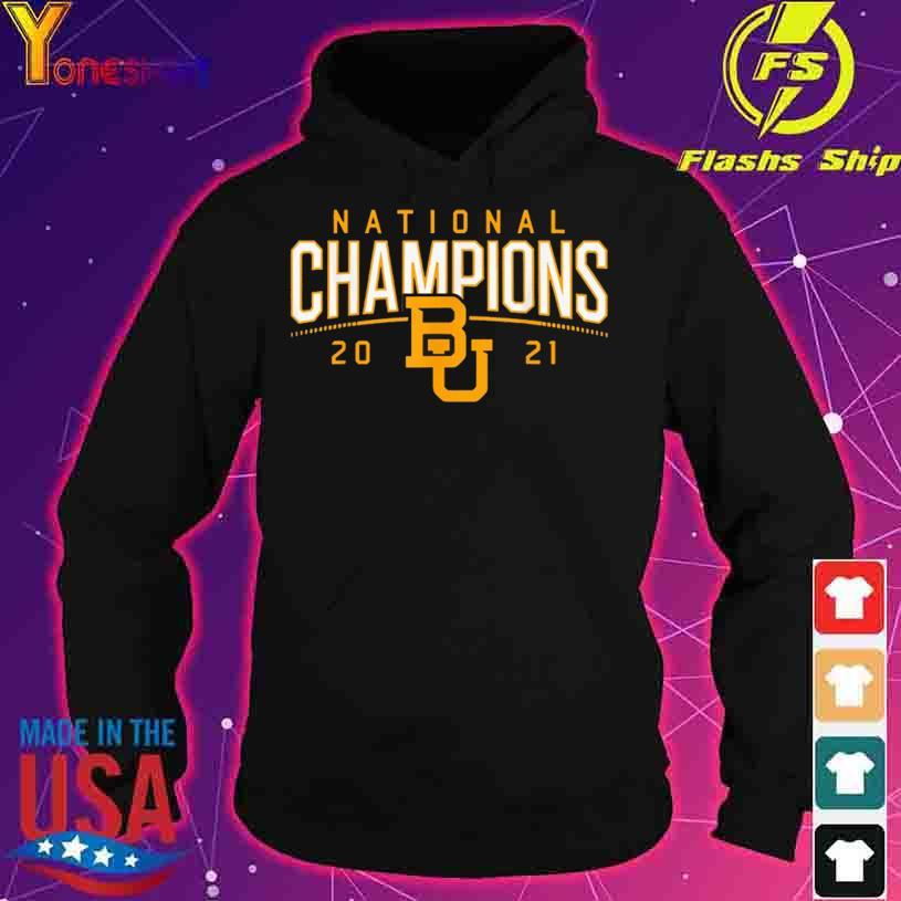 Baylor Bears National Championship Shirt hoodie