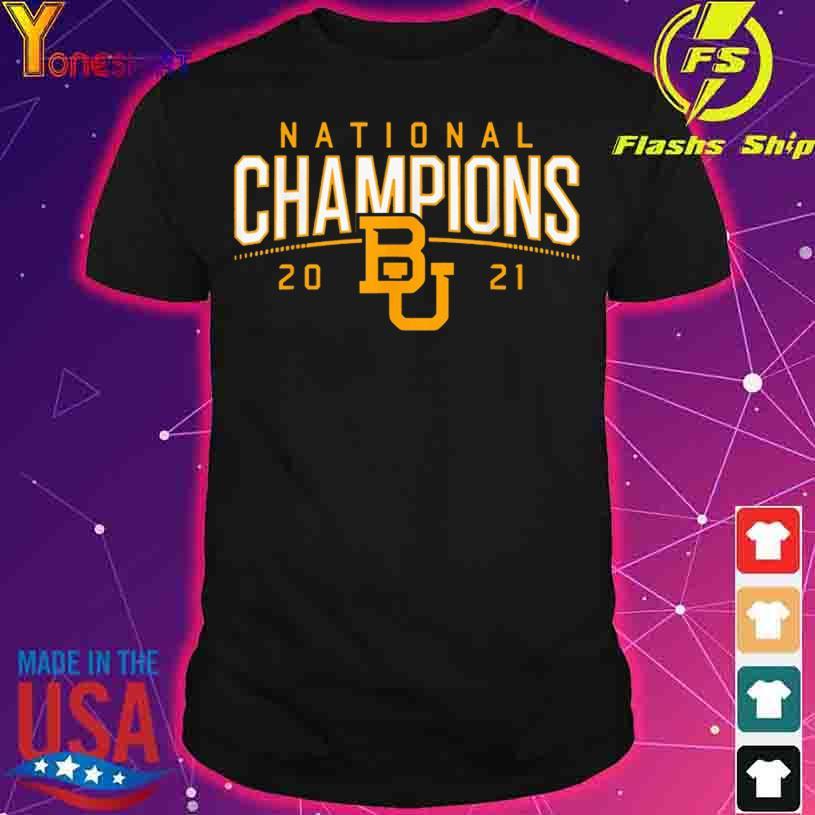Baylor Bears National Championship Shirt