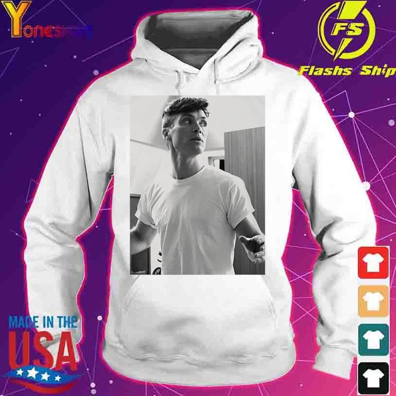 Cillian Murphy Shirt (1) hoodie