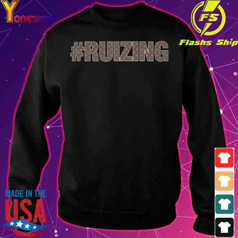Guy Fieri Ruizing Louis Vuitton Shirt sweater