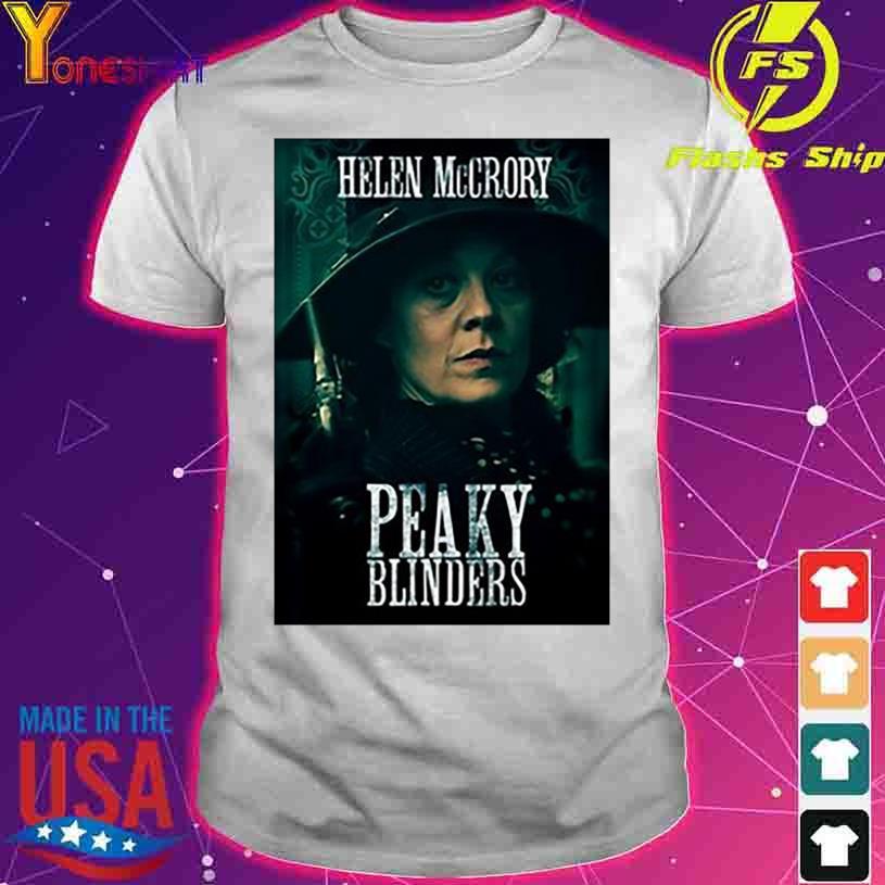 Helen Mccrory Peaky Blinders Shirt
