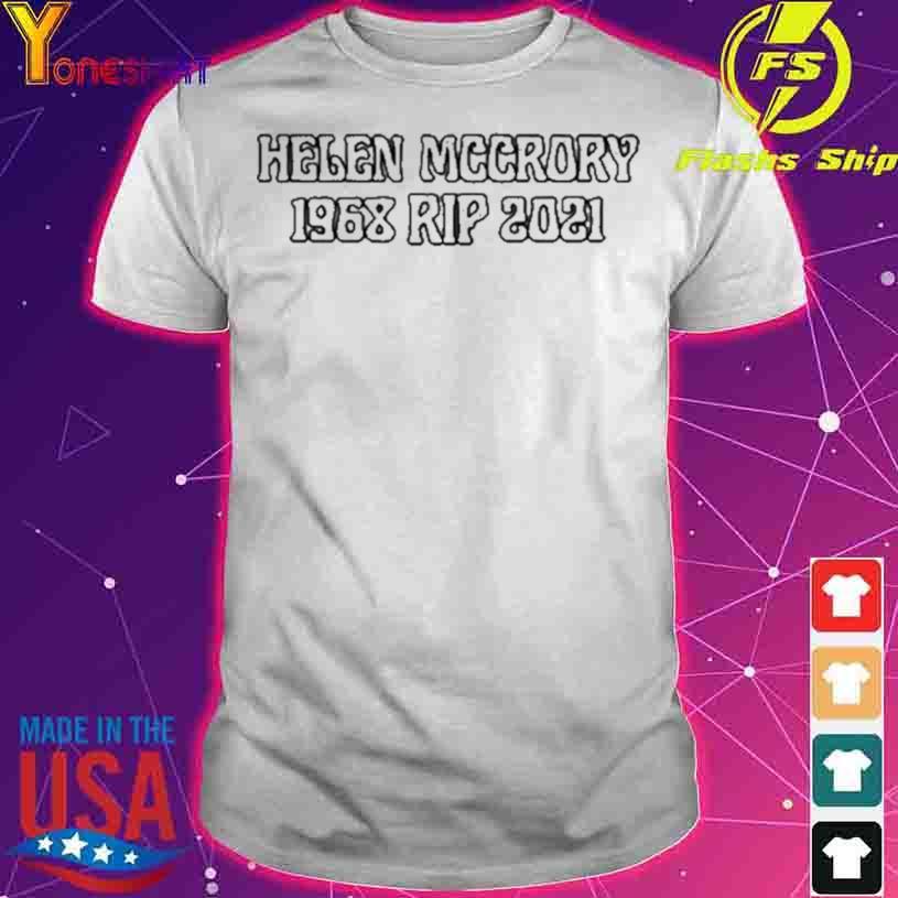 Helena Mccrory 1968 RIP 2021 Polly Gray Shirt