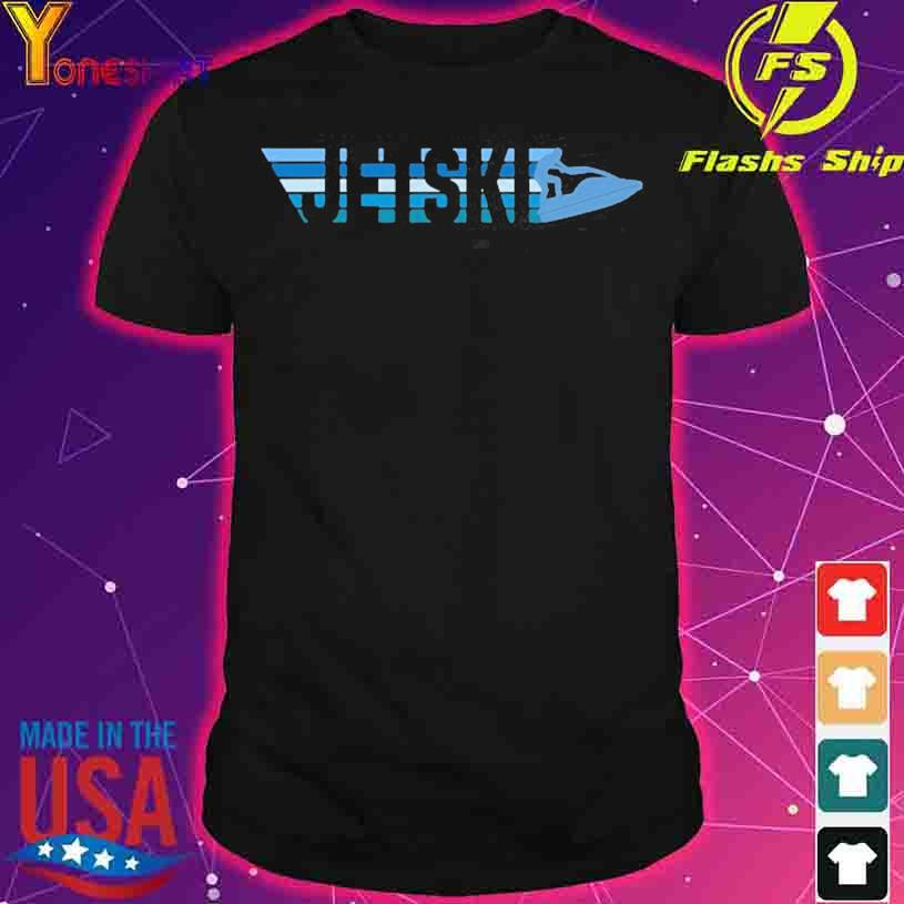 Jetski Rider Jet Ski Vintage shirt