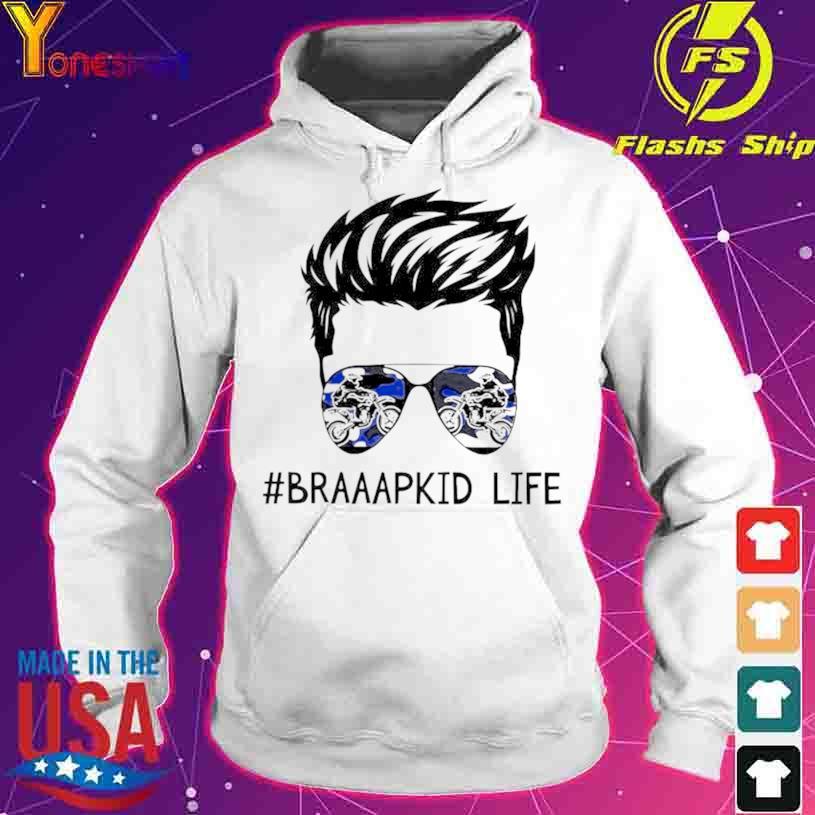 Motocross Draaapkid Life Shirt hoodie