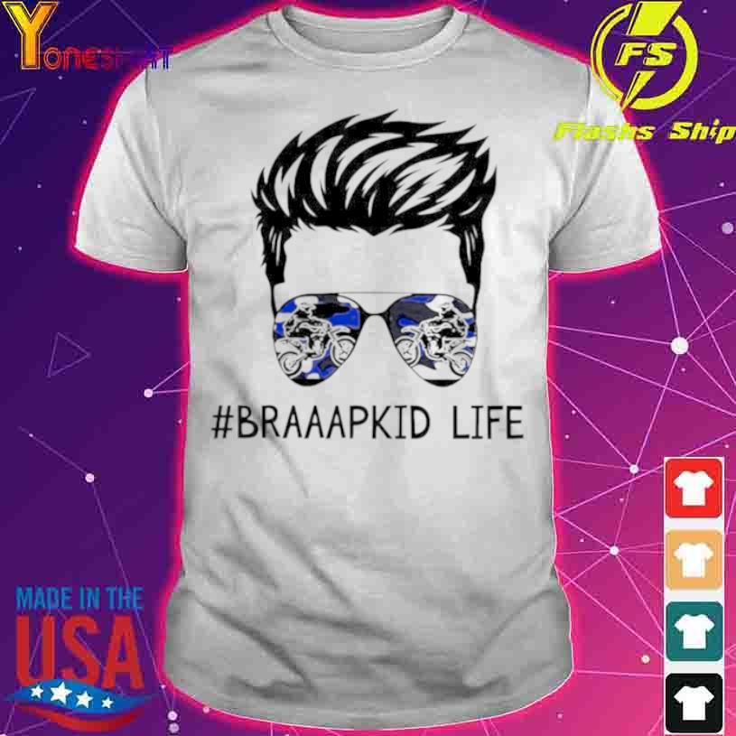 Motocross Draaapkid Life Shirt