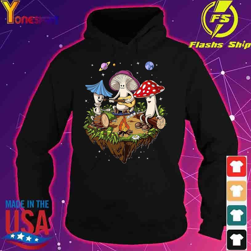 Mushroom play Music s hoodie