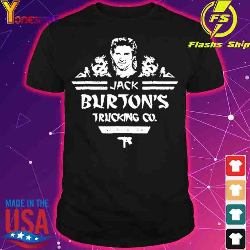 Official Jack Burton's Trucking Co Shirt