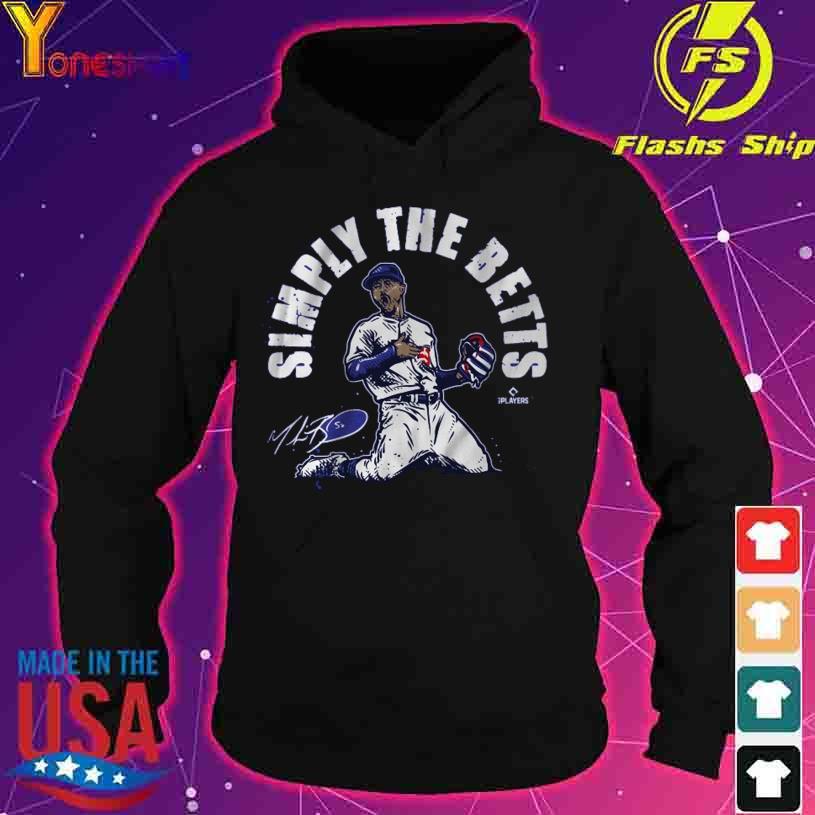 Simply The Betts Shirt hoodie