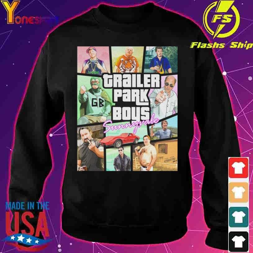 Trailer Park Boys Sunnyvale s sweater