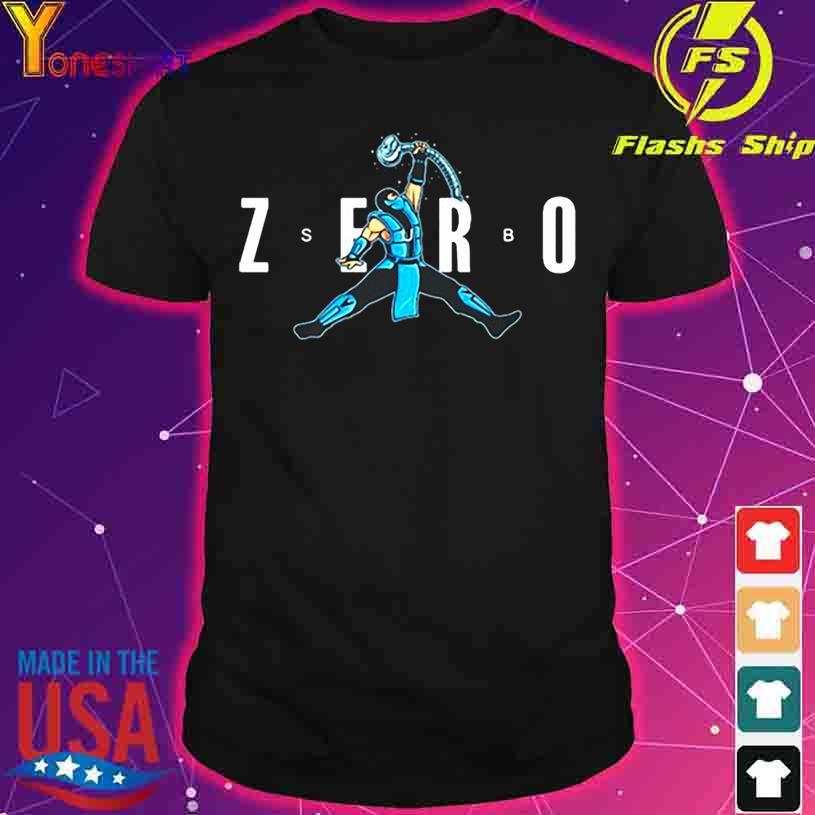 Zero Kombat Mortal Shirt