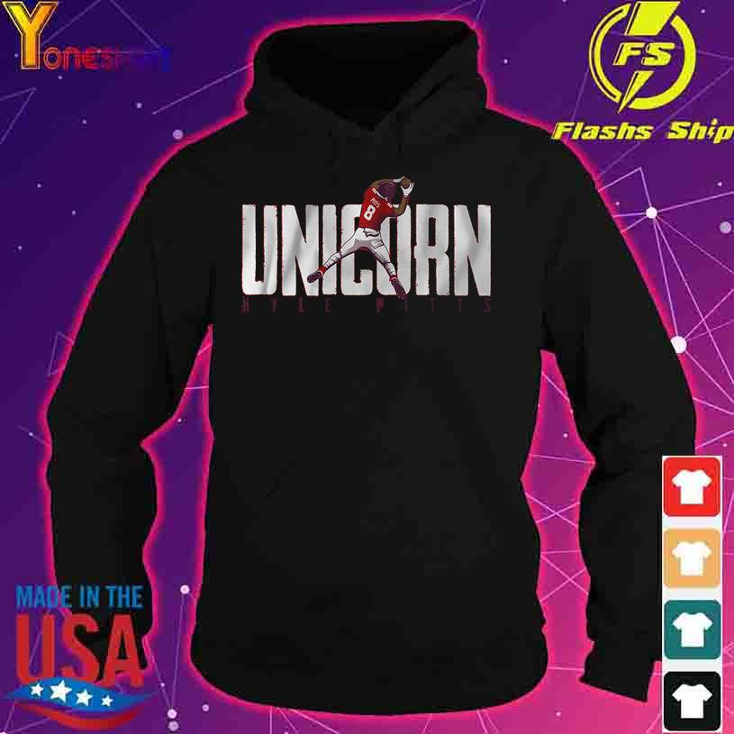 Unicorn Kyle Pitts s hoodie