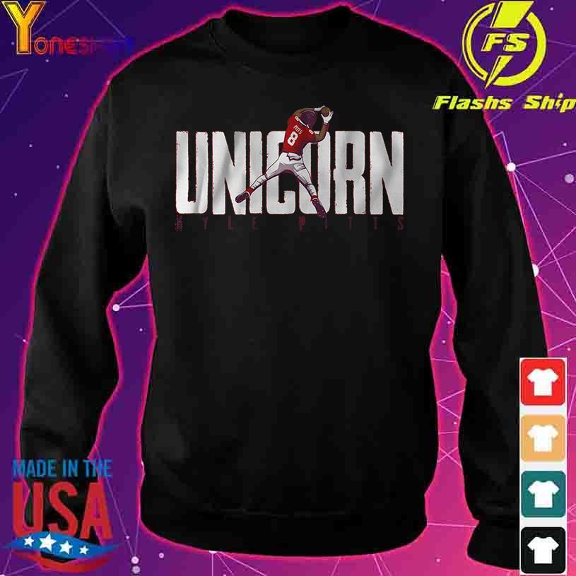 Unicorn Kyle Pitts s sweater
