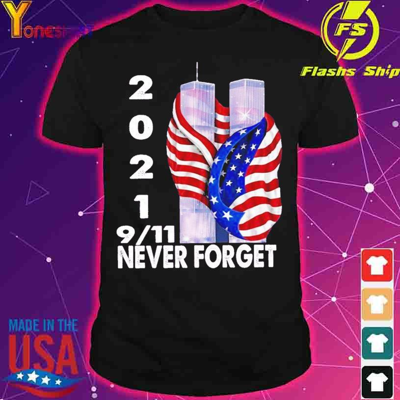 2021 9 11 Never Forget Shirt Masswerks Store
