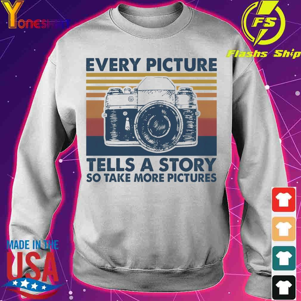 Every picture Tells a story so take more pictures vintage s sweater
