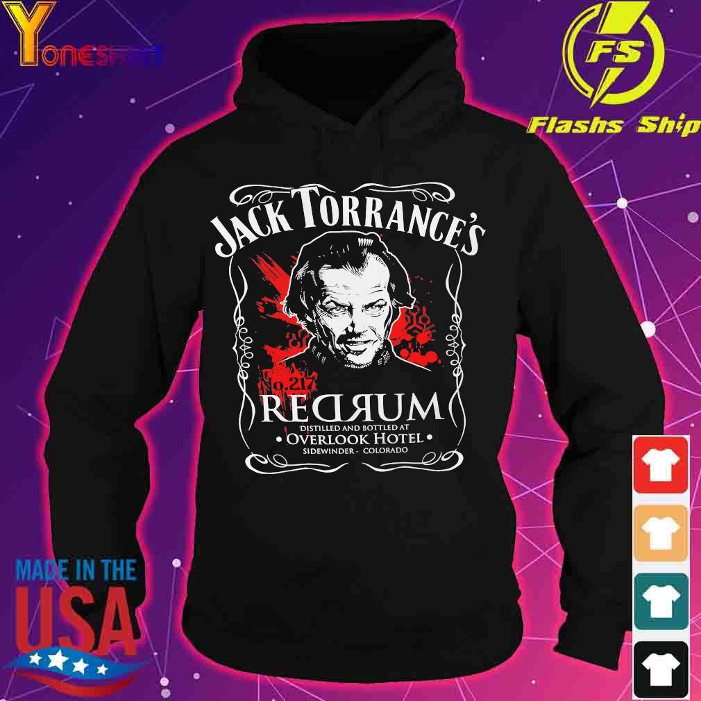 Jack Torrance's Redrum s hoodie