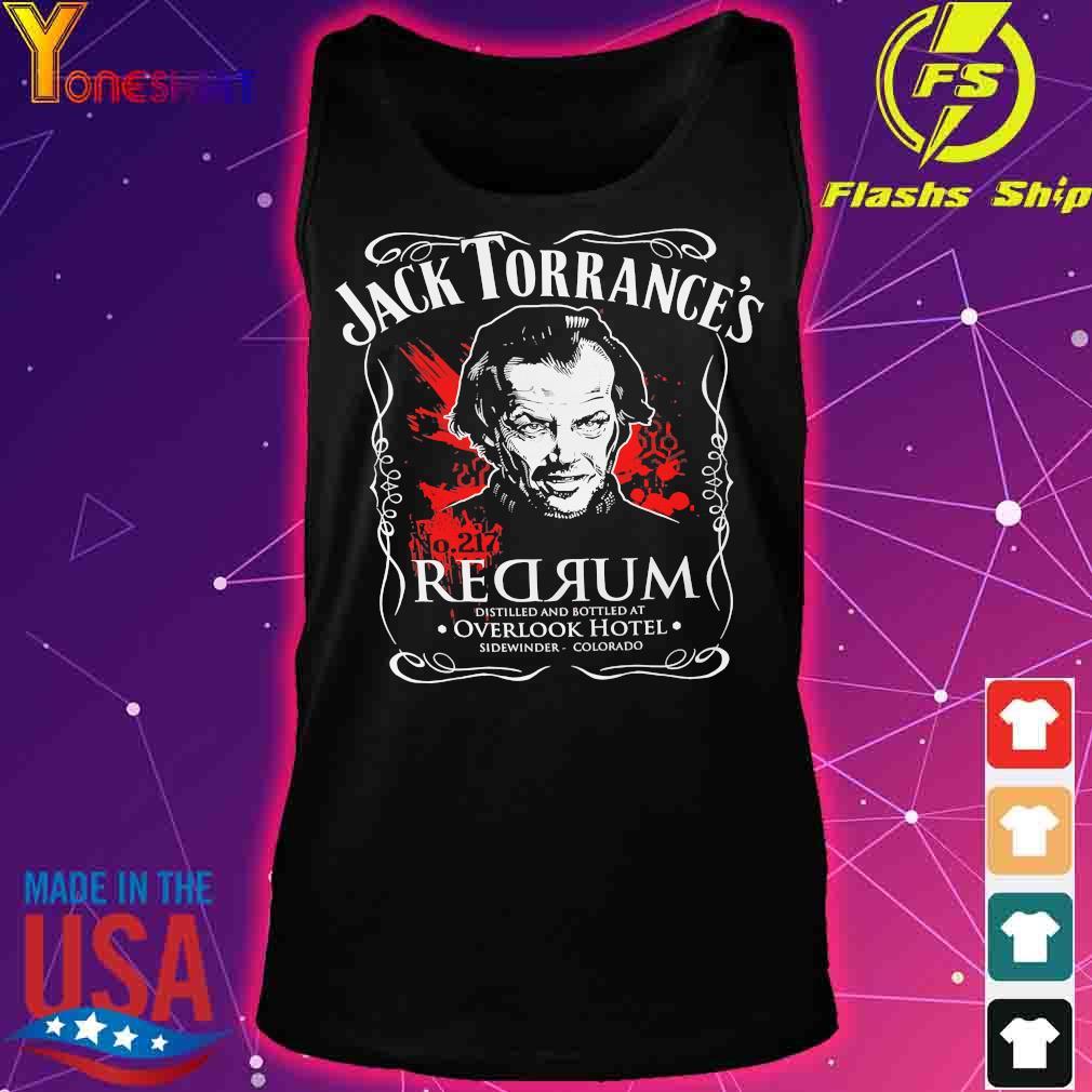 Jack Torrance's Redrum s tank top