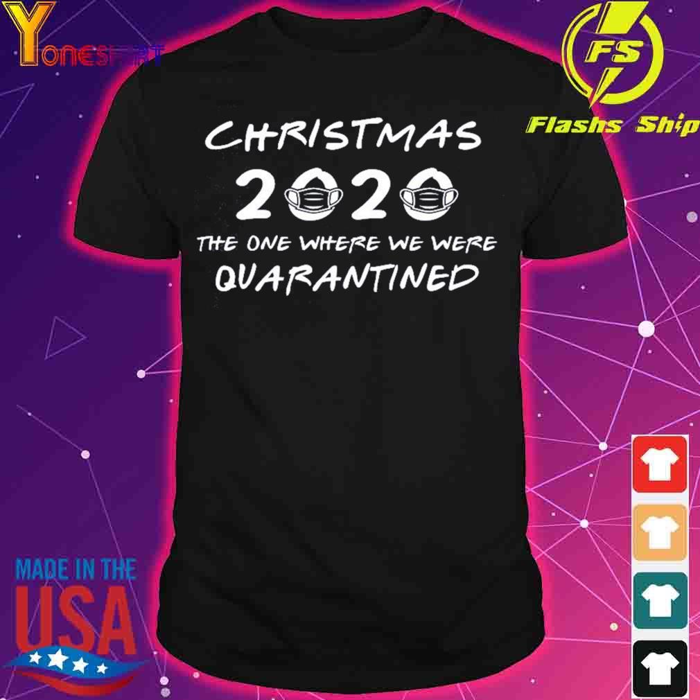 2020 Christmas Shirt – Christmas Quarantine Shirt – Covid Christmas – Funny Christmas Shirt – Christmas 2020 Shirt – Quarantine Christmas