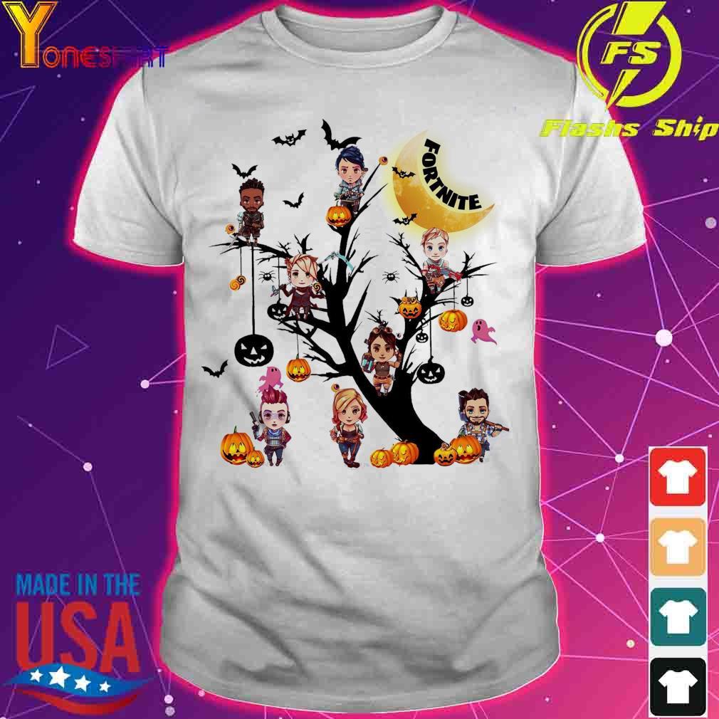 Fortnite Pumpkin Halloween shirt