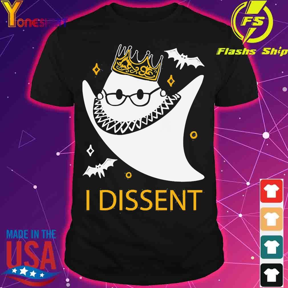Halloween Ruth Bader Ginsburg I dissent shirt