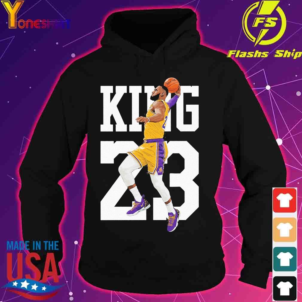 Lebron Jame King James 23 s hoodie