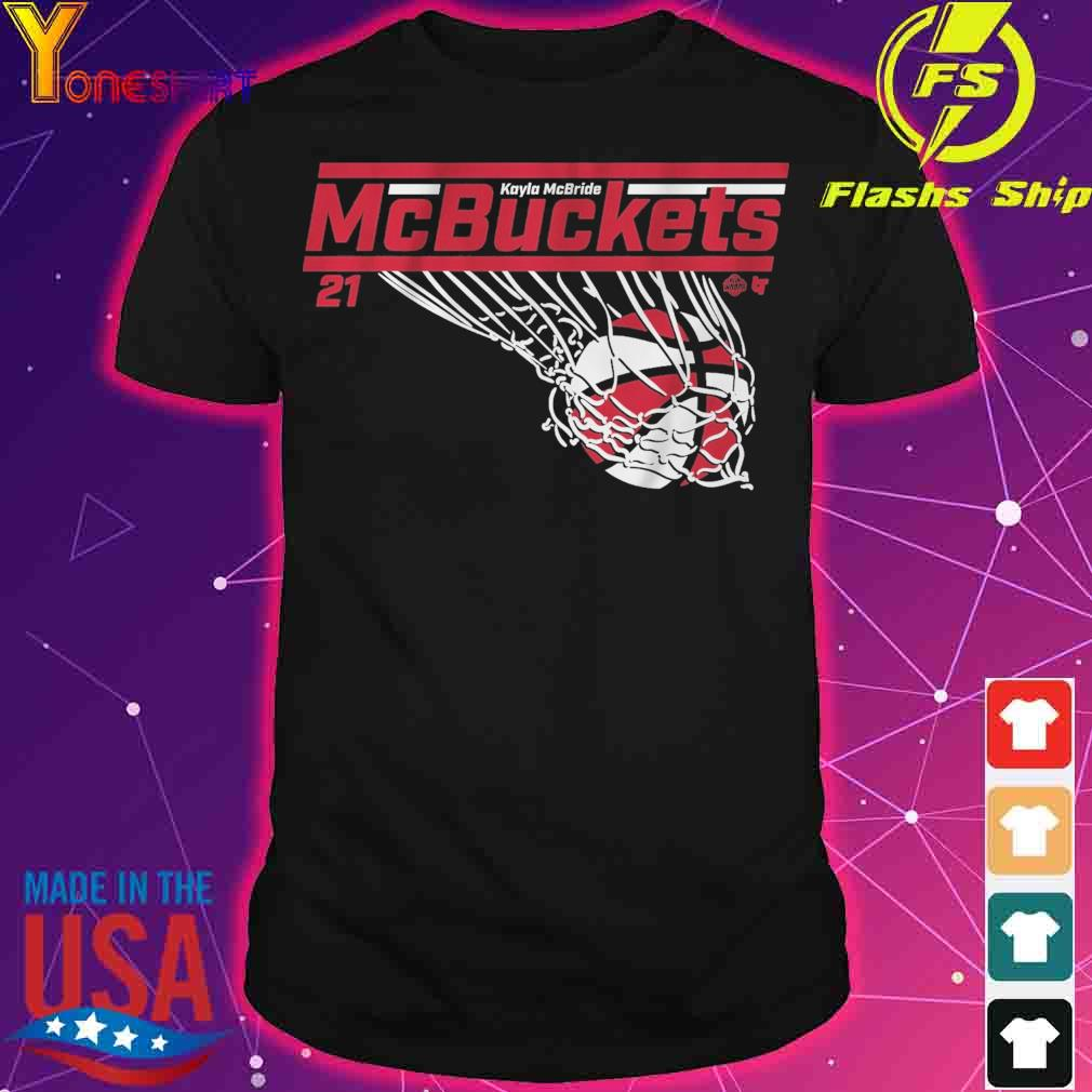 MCBUCKETS shirt