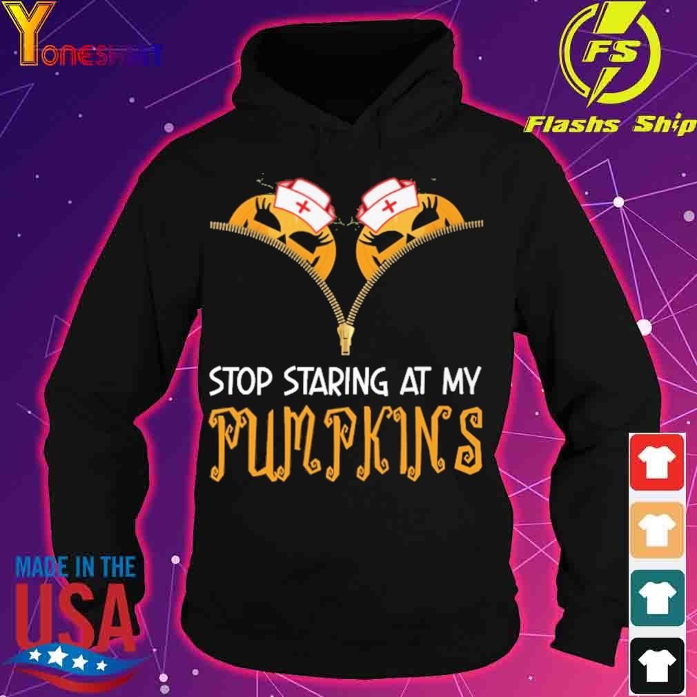 Stop staring at My Pumpkin s hoodie