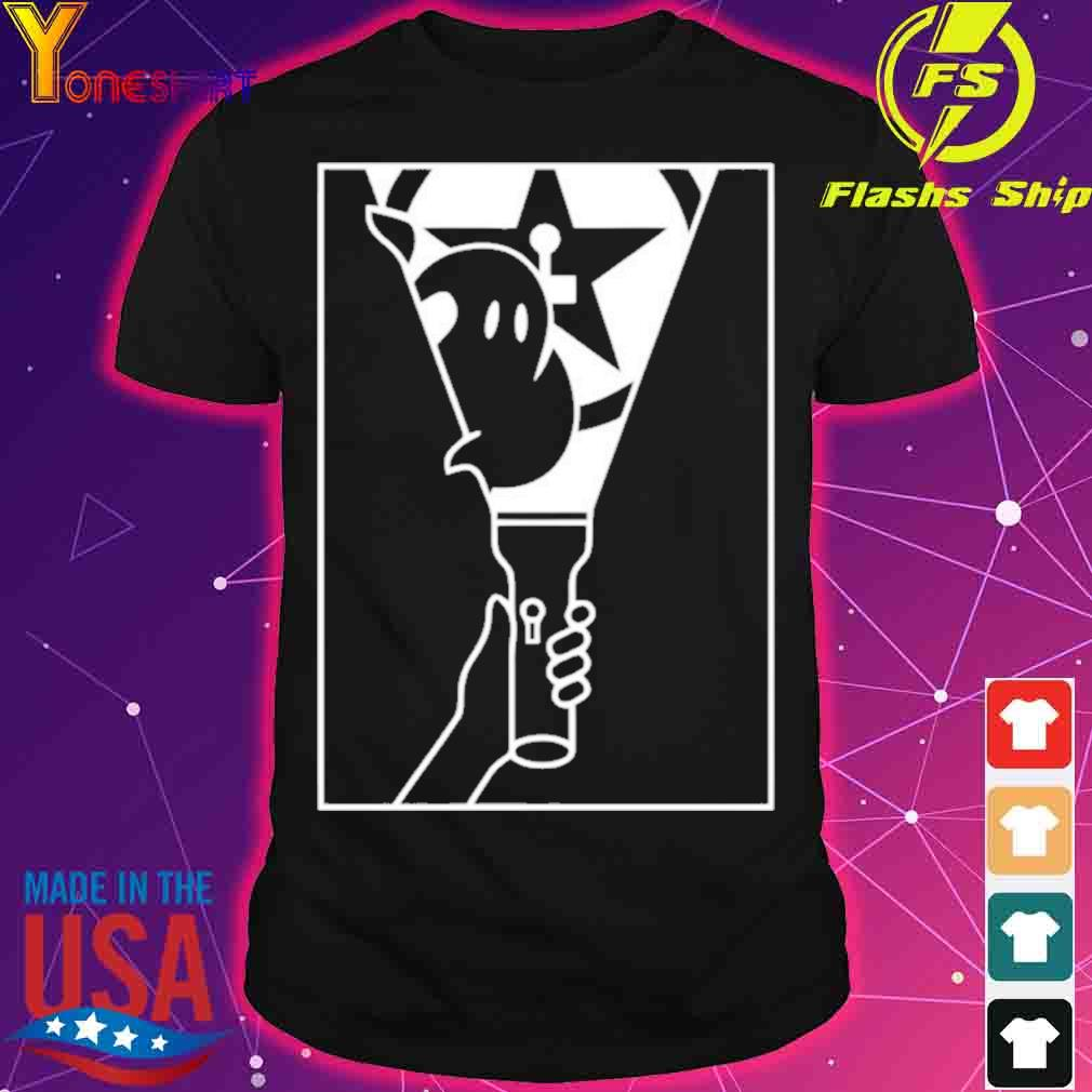 Achievement Hunt Flashlightophobia Shirt