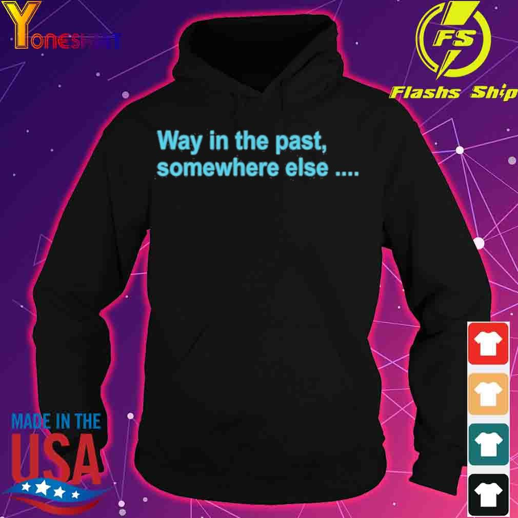 Achievement Hunter Animated Space Battle T Shirt Way In The Past SomeWhere Else Shirt hoodie