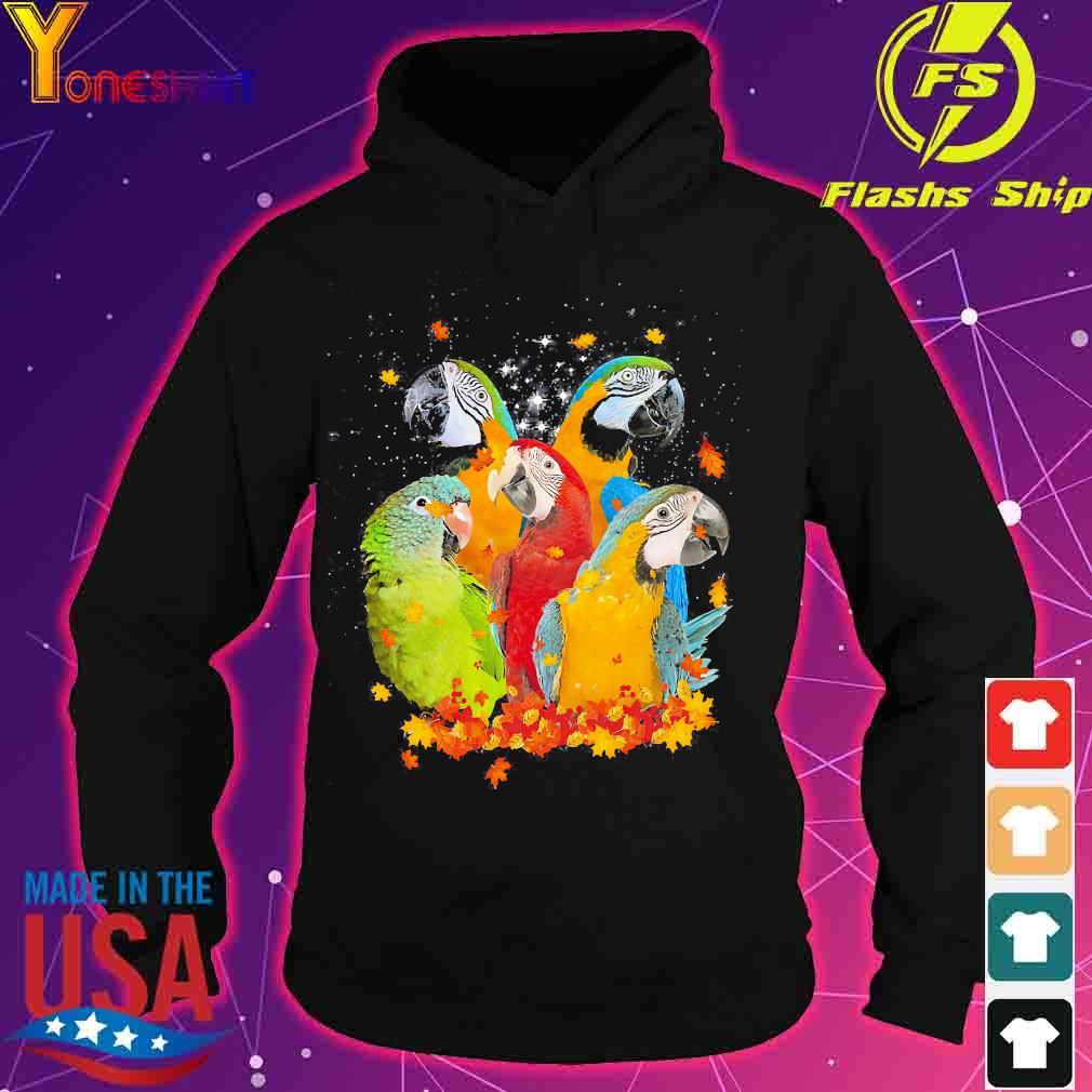Parrot autumn s hoodie