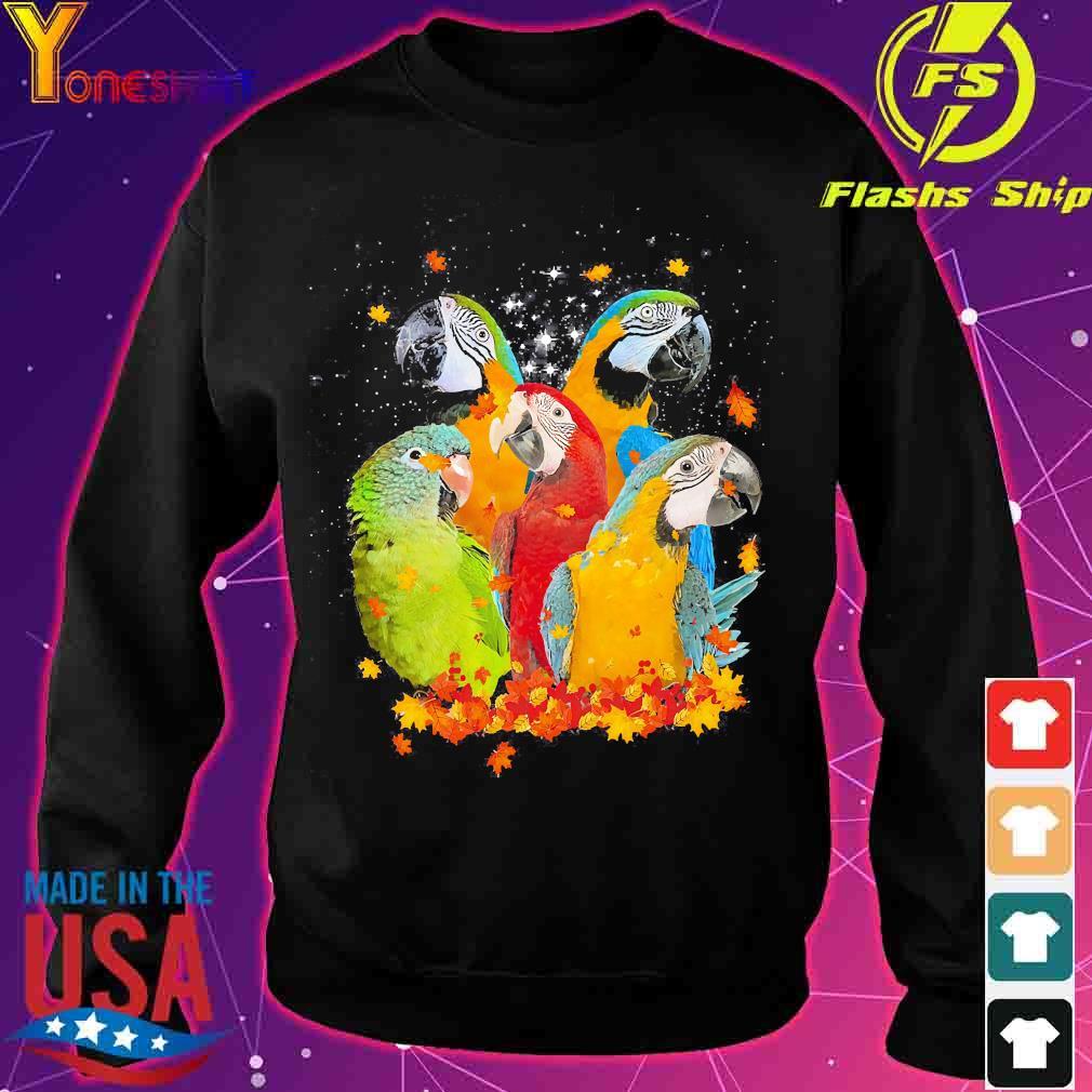 Parrot autumn s sweater