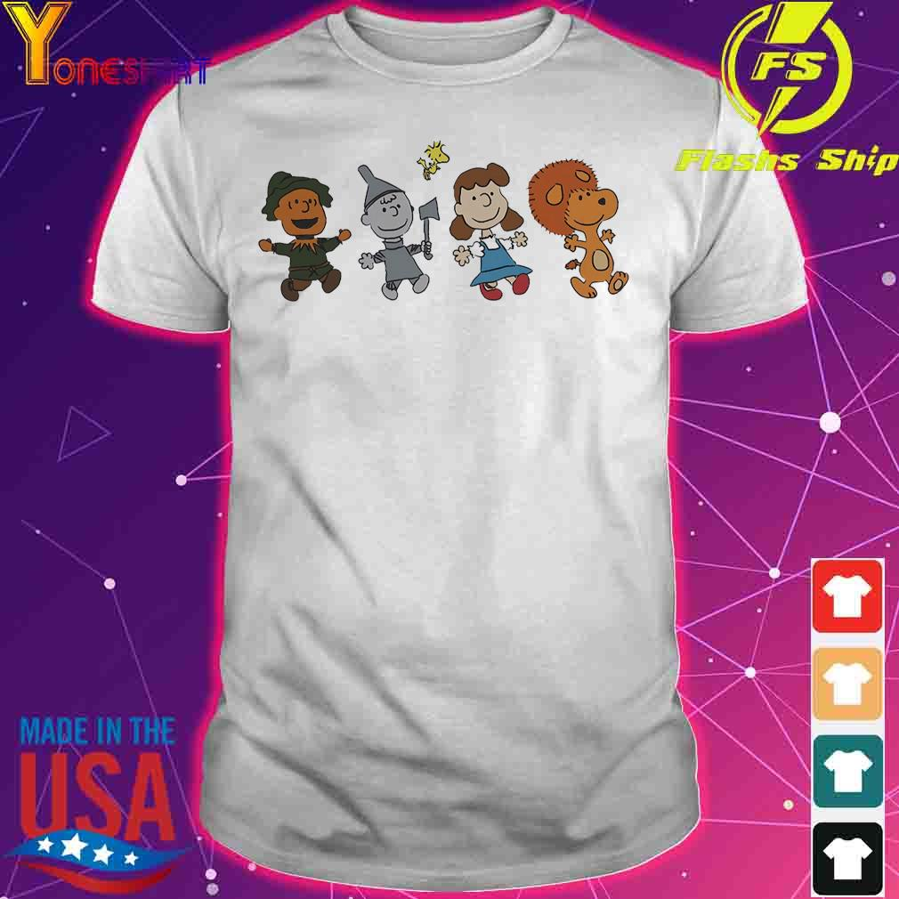The Wizard of Oz – Snoopy shirt