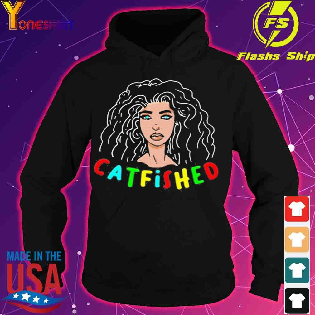 Official Catfished Shirt hoodie