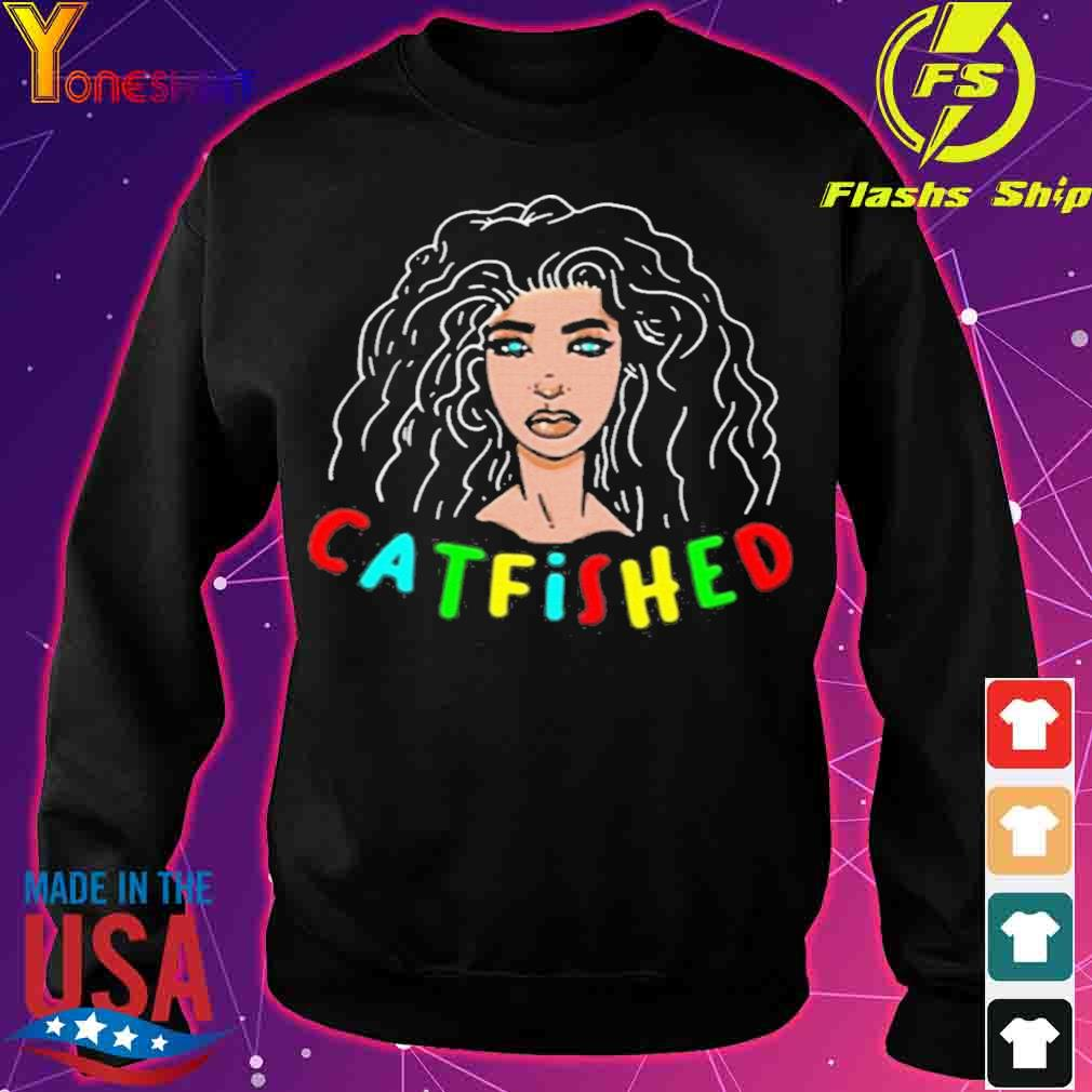 Official Catfished Shirt sweater