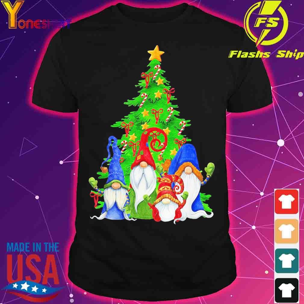 Official Gnomes Christmas Tree Shirt