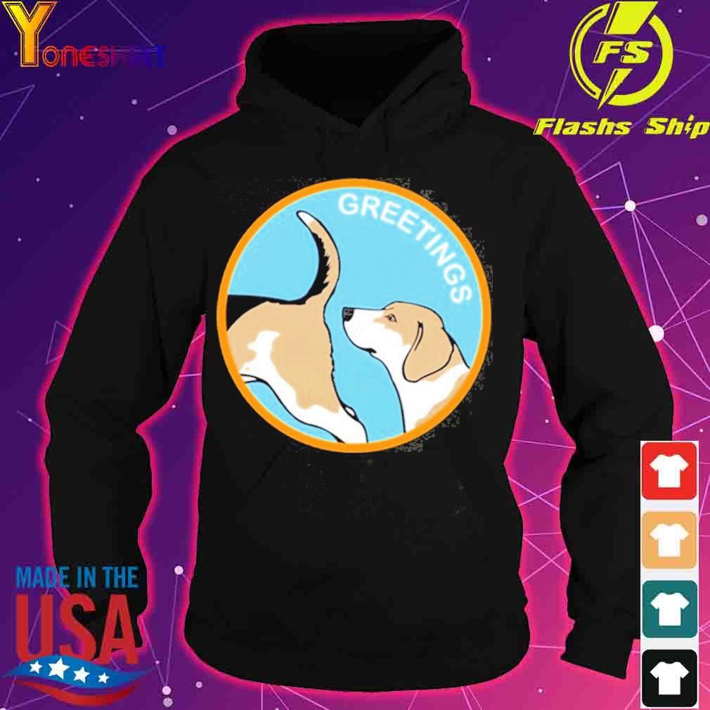Official Greetings Dog 2020 Shirt hoodie